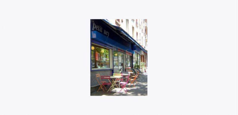 Café Littéraire Le Petit Ney